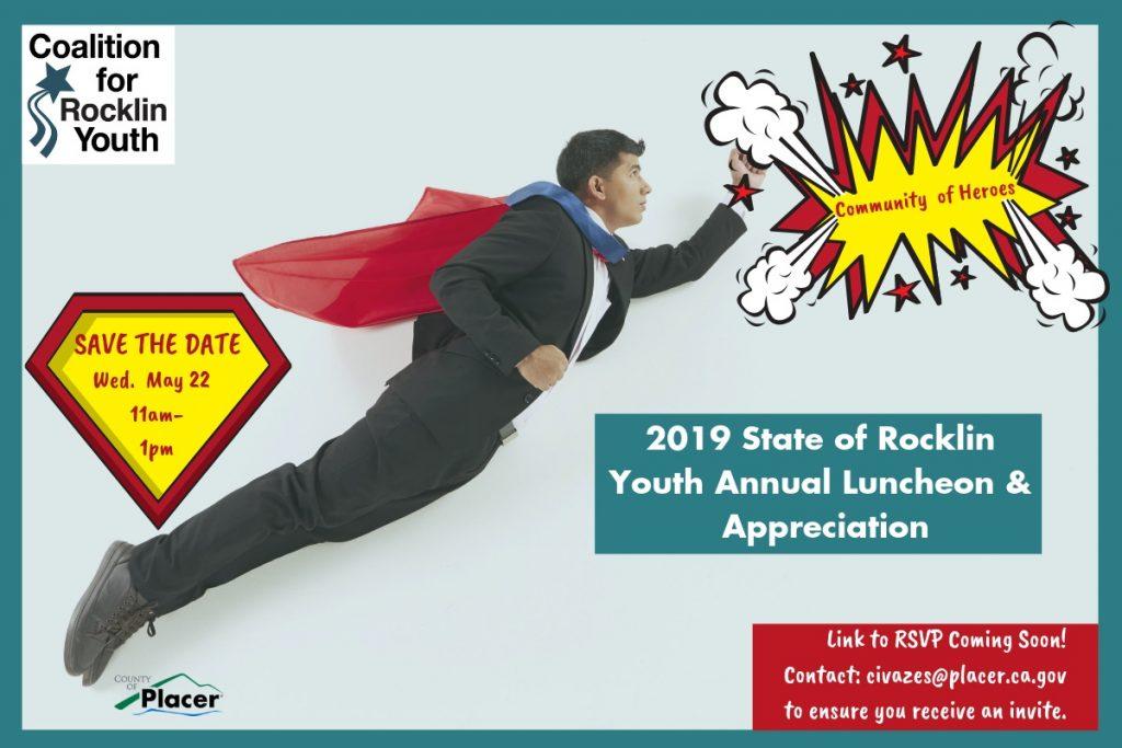 2019 luncheon flyer