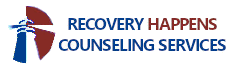 recovery happens logo